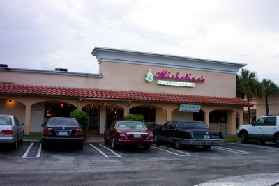 Here is Michele's restaurant where you can order healthy meals so you can follow your weight loss program and lose fat deposits. The weight loss program will also allow you to build lean muscle mass with the nutritional information program allowing you to build more lean muscle mass so it will keep the fat deposits from coming back.